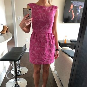 Baby doll pink dress